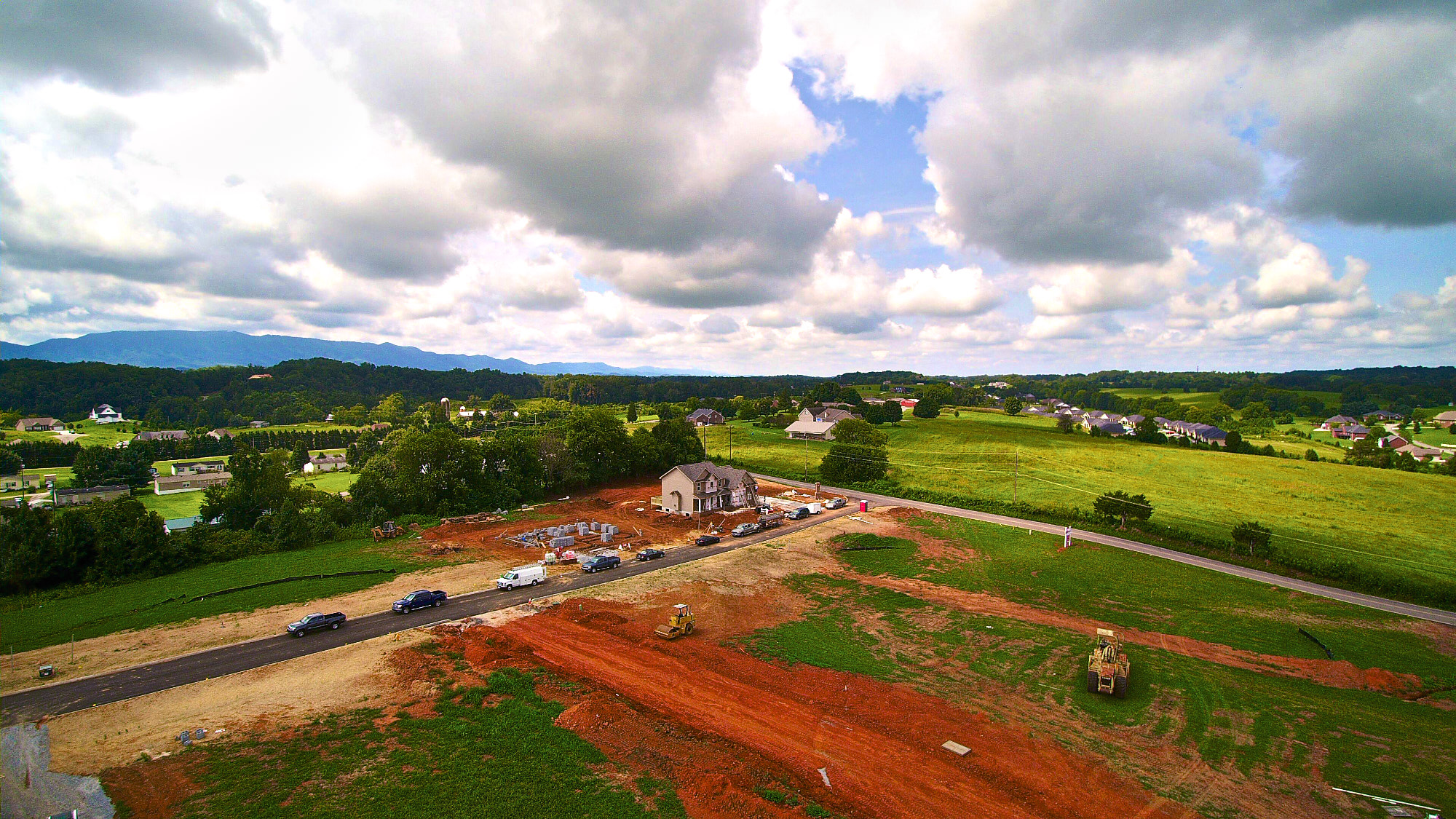 drone photography professional photographer inKnoxville, TN