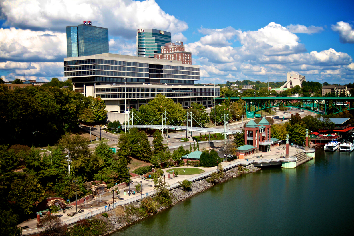 Professional Stock Photography of Knoxville, TN