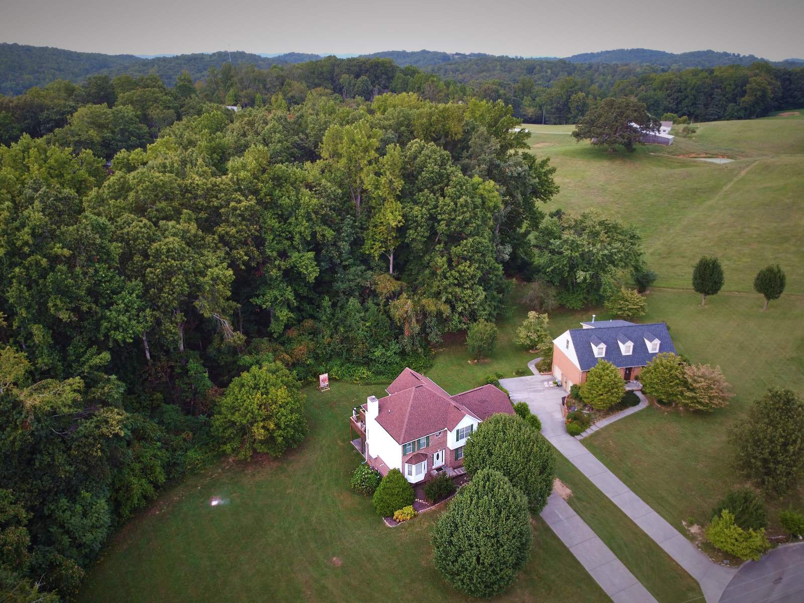 Drone Photography Real estate photography and house for sale
